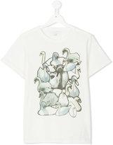 Stella McCartney teen printed T-shirt - kids - Cotton - 14 yrs