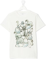 Stella McCartney teen printed T-shirt