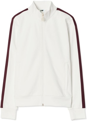Tory Burch Double-Stripe Track Jacket