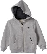 Champion Boys 4-7 Fleece-Lined Solid Hoodie