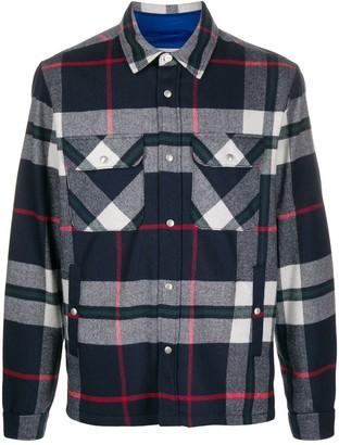 Woolrich Check-Print Shirt