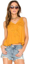 Heartloom Amber Top in Mustard. - size L (also in M,S,XS)