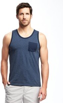 Old Navy Jersey Pocket Tank for Men