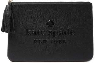 Kate Spade Rima Leather Clutch