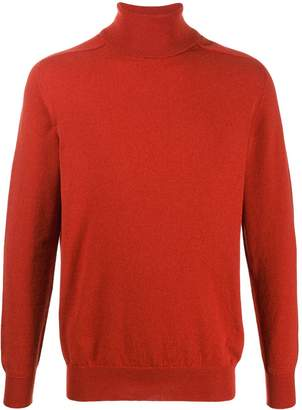 Drumohr roll-neck sweater