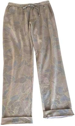 Dries Van Noten Other Cotton Trousers