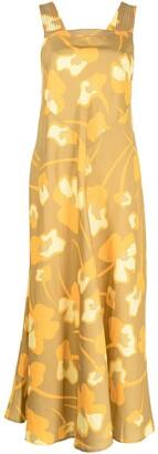 Lee Mathews Wren floral-print dress