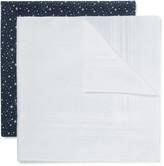 Derek Rose - Two-pack Cotton Handkerchiefs