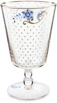 Pip Studio Royal Golden Dots Water Glass