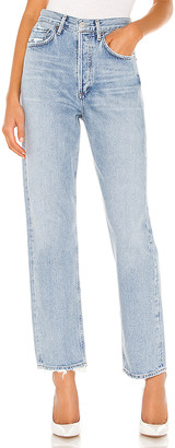 AGOLDE 90's Mid Rise Loose Fit. - size 27 (also