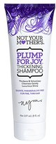 Not Your Mother's Plump for Joy Thickening Shampoo, 8 Ounce