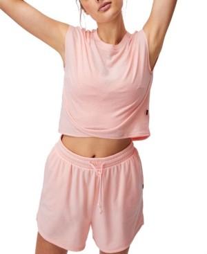 Cotton On Women's Lifestyle Cross Hem T-Shirt