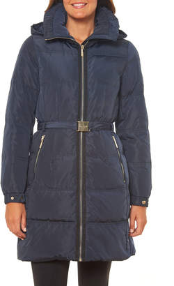 Kate Spade Belted Heavyweight Down Coat