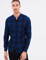 Replay Mandarin Collar Shirt
