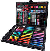 Alex Artist Studio 150-Piece Portable ArtSet