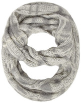 Dorothy Perkins Grey check snood