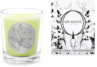 Qualitas Candles Gardenia Scented Beeswax Candle
