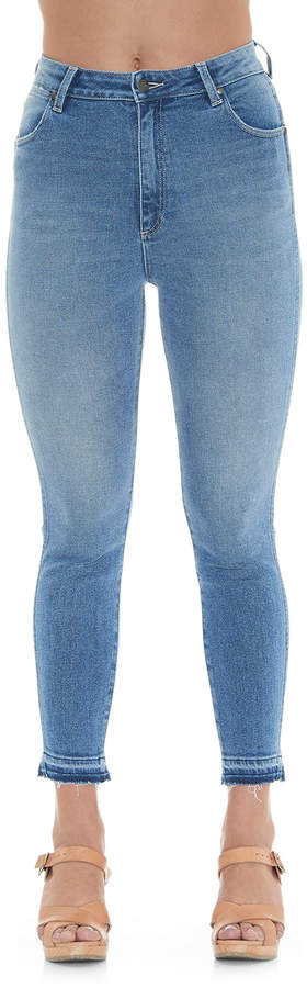 Wrangler Hi Pins Cropped Jean