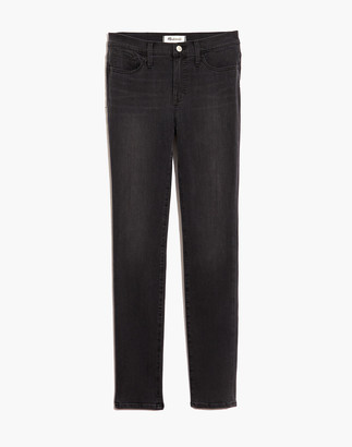 "Madewell Tall 9"" Mid-Rise Roadtripper Jeans in Ashmont Wash"