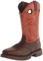 Durango Men's Workin Rebel Steel Toe Riding Boot