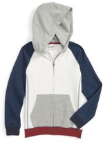 Billabong Boy's Balance Colorblock Zip Hoodie