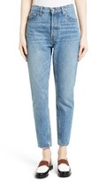 Derek Lam 10 Crosby Women's Lou High Waist Jeans