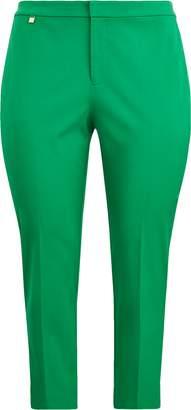 Ralph Lauren Cotton Twill Skinny Pant