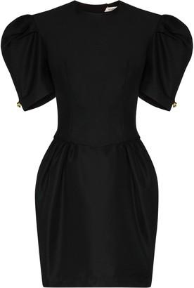 Brøgger Charlie puff-sleeve mini dress