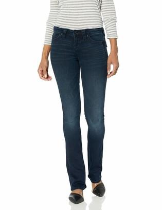 True Religion Women's Becca Mid Rise Boot Cut Jean