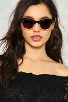 Nasty Gal nastygal Double Take Two-Tone Shades