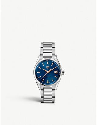 Tag Heuer WBK1312.BA0652 Carrera stainless steel watch