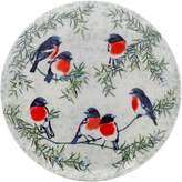 Maxwell & Williams Cashmere Birds of Australia Robins Treetop Plate, 20cm