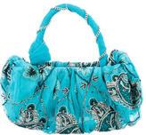 Christian Louboutin Chiffonana Handle Bag