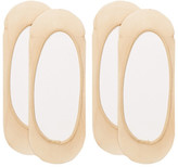 Oroblu Solange Foot Protector Liner - Pack of 2