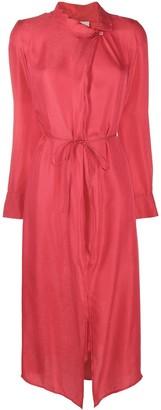 Forte Forte Tie-Waist Dress