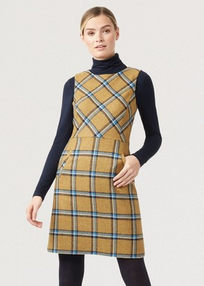 Hobbs Hattie Wool Dress