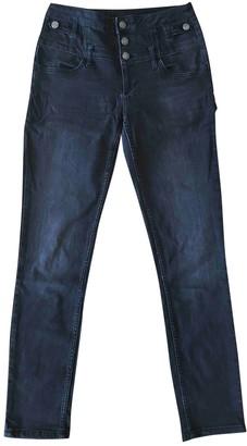 Liu Jo Liu.jo Black Cotton Jeans for Women