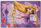 """Disney TANGLED ~ Rapunzel Placemat """"Finding Your True Self"""""""