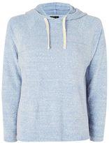 Topshop Boiled sloppy hoodie