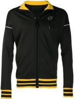 Philipp Plein contrast stripe jacket