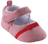 Luvable Friends Girl's Bow Dress Shoe (Infant)