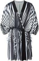 Givenchy pleated kimono dress