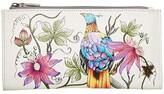 Anuschka 1121 Two Fold Wallet (Himalayan Bird) Handbags