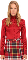Vivienne Westwood Stretch Satin Krall Shirt