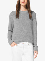 Michael Kors Wool And Cashmere Sweater