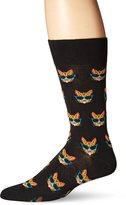 Hot Sox Men's Cool Cat Crew