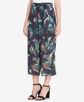 Catherine Malandrino Carver Printed Cropped Pants