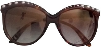 Italia Independent Brown Other Sunglasses