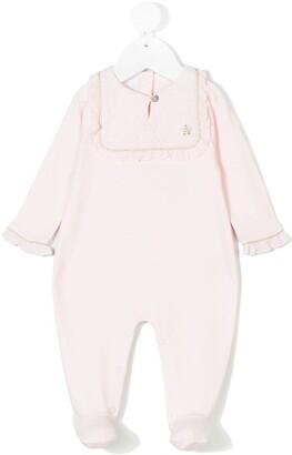 Tartine et Chocolat Ruffled Bib Collar Pyjama