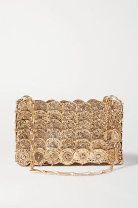 Paco Rabanne 1969 Nano Treso Chainmail Shoulder Bag